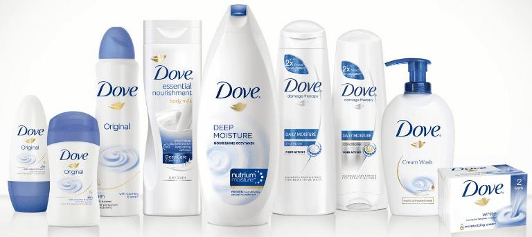 Dove, una marca con belleza real.