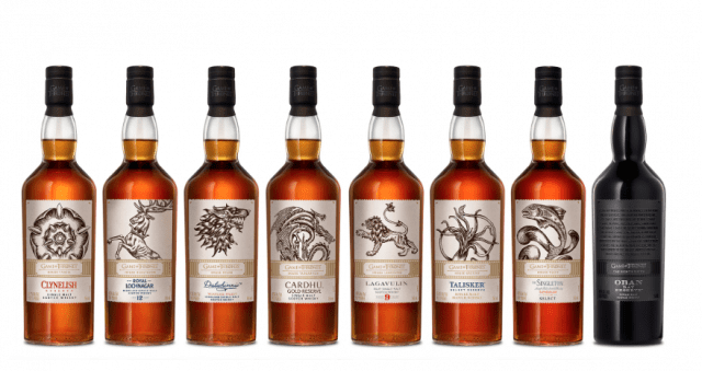 Nuevo whisky HBO inspirado en Game of Thrones